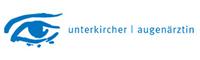 Unterkircher | Augenärztin – Klagenfurt am Wörthersee Logo